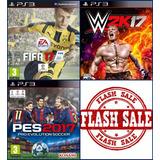 Pes 2017 - Pro Evolution Soccer 2017 Ps3 Playstation 3