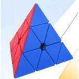 Cubo Rubik Moyu Mofang Jiaoshi Pyraminx Speed Cubing +regalo
