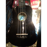 Ukulele Diamond Head Soprano Negro
