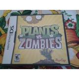Plants Vs Zombies Ds.