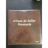 Album De Sello Venezuela Filabo En Perfecto Estado