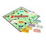 Monopolio Juego Mesa Bienes Raíces