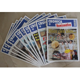 Lote Cronica Numismatica Revistas Espanolas Casi Nue