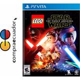 Lego Star Wars The Force Awakens Psvita Juego Físico Pspvita