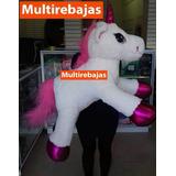 Peluche Gigante Unicornio Varios Colores Disponemos Local