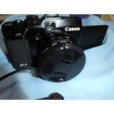 Vendo O Cambio Camara Video O Fotos Canon G1x Sin Cargador