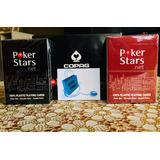 Naipes De Póker Stars Pack X 2!!!