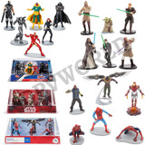 Figuras Coleccion Marvel Star Wars Ironman Disney Original