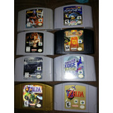 Juegos Casi Nuevos Originales Nintendo 64  Vendo N64