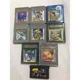 Juegos Gameboy Pokemon Kirby Tom Jerry Mario Zelda Donkey