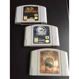 Juegos Nintendo 64 Mortal Kombat