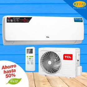 Aire Acondicionado Tcl 12000 18000 24000 Btu Alta Eficiencia