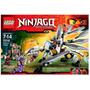 Lego Ninjago Master Of Spinjitsu 360 Piezas Originales !!