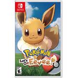 Pokemon Lets Go Eevee Nuevo Sellado!!!