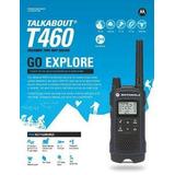 2 Radio Motorola Talkabout T460 Y Brindamos Soporte Técnico.