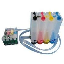 Sistema Continuo De Tinta Compatible Epson T12 T22 Tx129