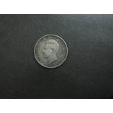 Moneda De Dos Decimos De Sucre 1895