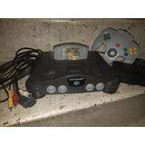 Nintendo 64 + Mario 64 + Fuente + Cable + N64 + Gamer Pro