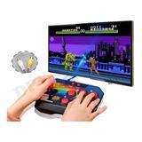 Consola Retro Arcade  Juegos  145 Juegos  Joystick 6 Botones