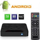 Tv Box 4k Full Hd 4k Wifi 1gb Ram 8gb Interna Android Oferta