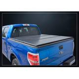 Tapa Rígida Rugged Cover Para Camionetas Dmax/f-150/bt-50