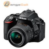 Nikon D5500 Profesional 24.2mp Touch Lente 18-55mm Hd