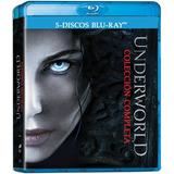 Inframundo Bluray Colección 5 Película