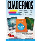 Regale A Sus Clientes Cuadernos Publicitarios Pasta Dura!!!