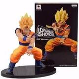 Muñeco Goku - Dragon Ball Coleccionable Original