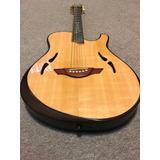 Guitarra Electroacustica Vogel V6a Especial