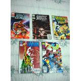 Gran Lote De Comics Marvel