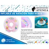 Boya Inflable De Natación Para Bebes Flotador Para Bebes