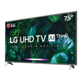 Tv LG Smart 4k 75un8000 Uhd 2020magic Al Thinq Soporte Pared