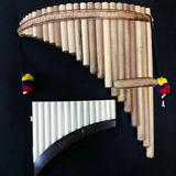 Flautas De Pan De Concierto ,bambú Boliviano