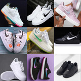*+*zapatos Nike Force One 1' 07 / Af1 / Just Do It*+*