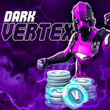 Fortnite Skins Dark Vertex + 500 Pavos Microsoft