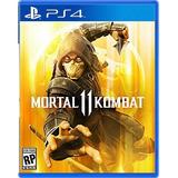 Mortal Kombat 11 Ps4 Fisico Sellado Switch Entrega Inmediata