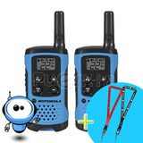 Motorola Radios Talkabout Walkie Talkie 25 Km T100 + Regalos