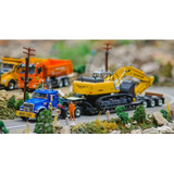 Camiones Y Maquinarias De Construcción A Escala 1/50 Diecast