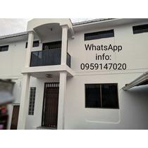 Se Vende Casa De 3 Dormitorios Al Norte De Guayaquil