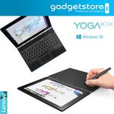 Lenovo Yoga Book Tablet De Dibujo Con Windows 10 4gbram 64gb