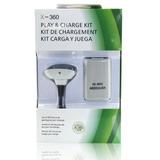 Bateria Recargable Xbox 360 4800mha + Cable Carga Y Juega Bl