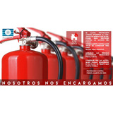 Recarga De Extintores Con Inspección De Gratis Desde $1,10