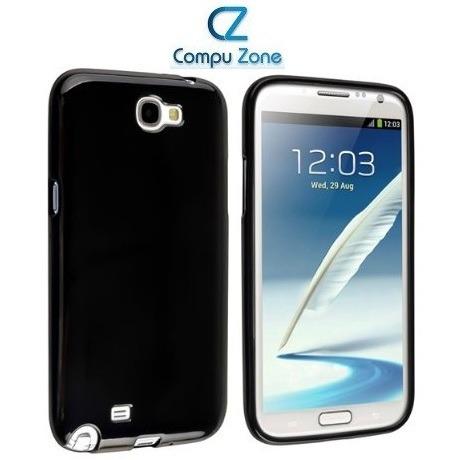 Protector Case De Poliuretano Para Samsung Note 2 N7100
