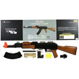 Fusil Rifle Airsoft Ak 47  6 Mm Pvc Automatico