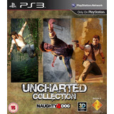 Uncharted Trilogy Collection - Ps3 Digital - Promoción!!