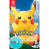 Pokemon Let's Go Pikachu Nintendo Switch [digital]