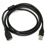 Cable Extensión Usb Macho Hembra 3 Y 5  Metros