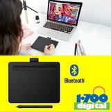Tableta Wacom  Wireless Intuos Digitalizadora Bluetooth Smal