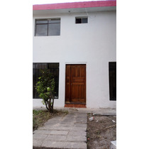 Arriendo Casa En Urbanización Ldu - Pomasqui